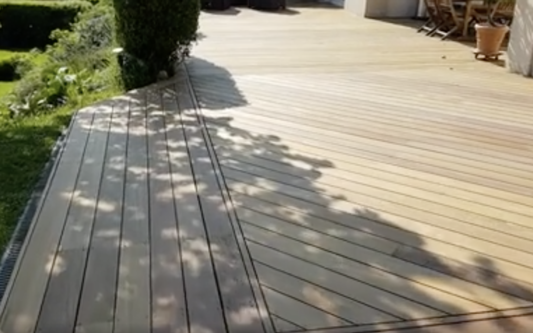 Terrasse sur-mesure à Fontaine-la-Mallet